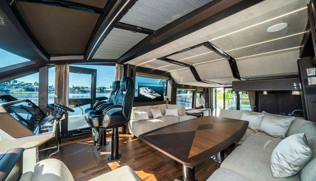 Record Year Charter Yacht - 6