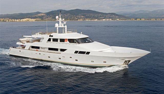 Sensei Charter Yacht
