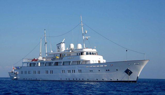 Lady K II Charter Yacht