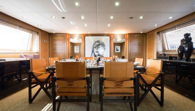 Dojo Charter Yacht - 6