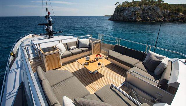Eight Charter Yacht - 3