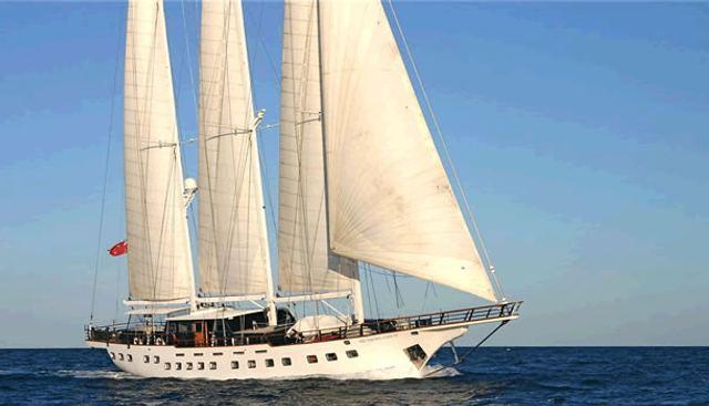 Southern Cloud Charter Yacht