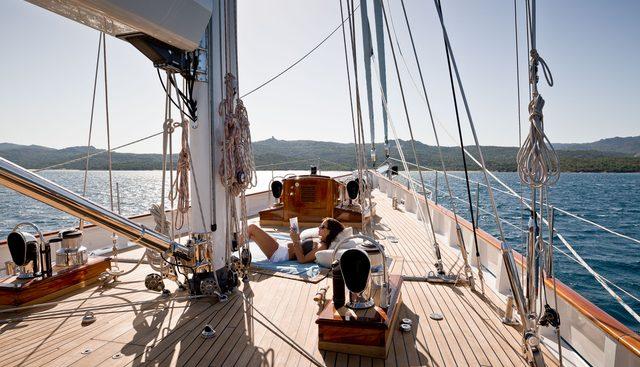Nyima Charter Yacht - 3