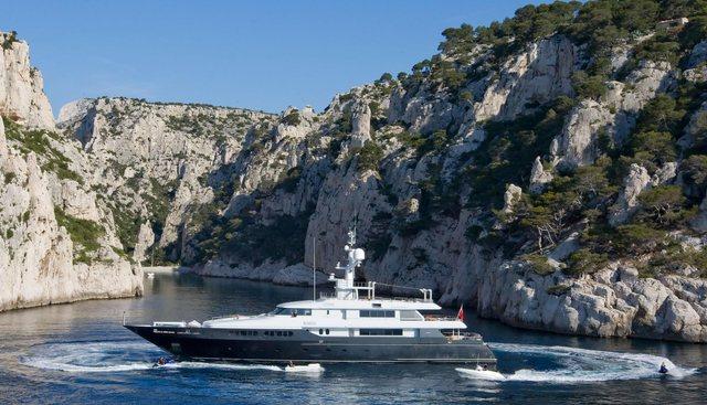 Mariu Charter Yacht