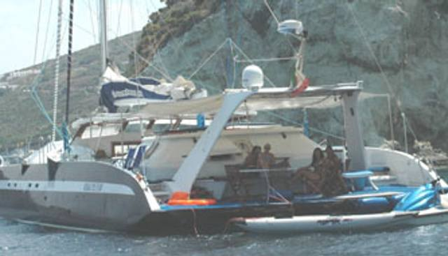 Albatros Charter Yacht - 2
