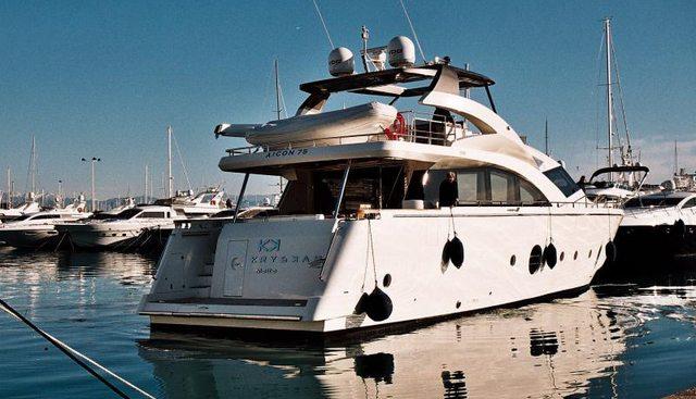Krys Kar Charter Yacht - 3