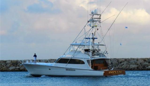 El Chupacabra Charter Yacht