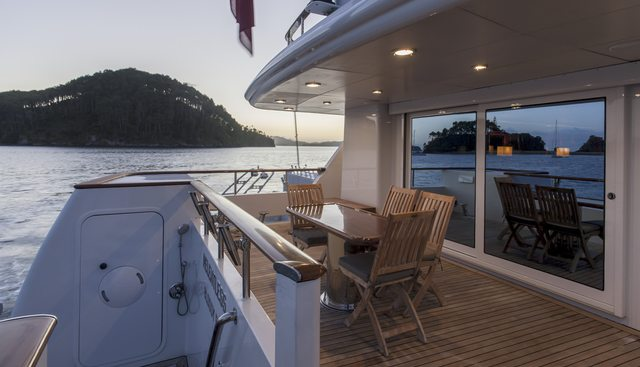 Kahu Charter Yacht - 3
