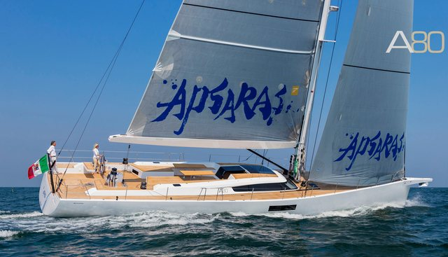 Apsaras Charter Yacht