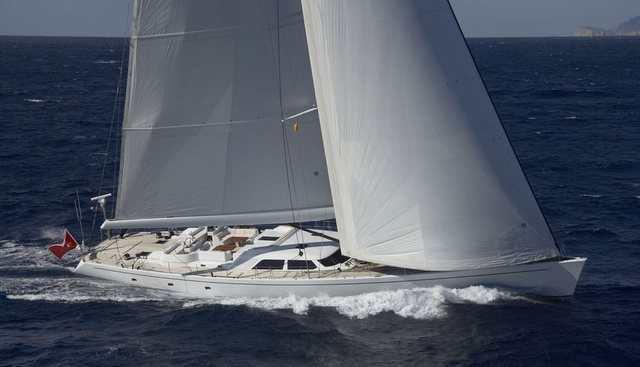 Nephele Charter Yacht