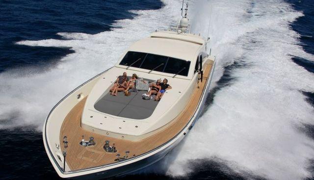 Moon Glider Charter Yacht
