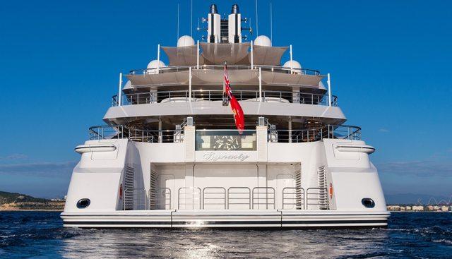 I Dynasty Charter Yacht - 5