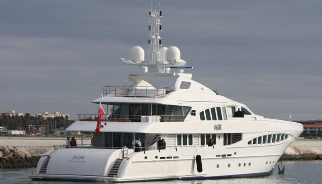 Ray Charter Yacht - 3