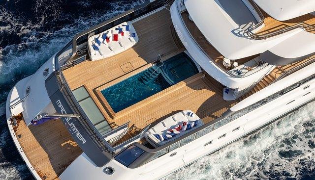 Madsummer Charter Yacht - 2