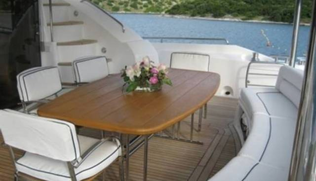 Harrys Game Charter Yacht - 5