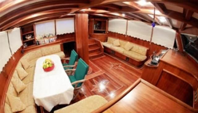 Galip Nur Charter Yacht - 2