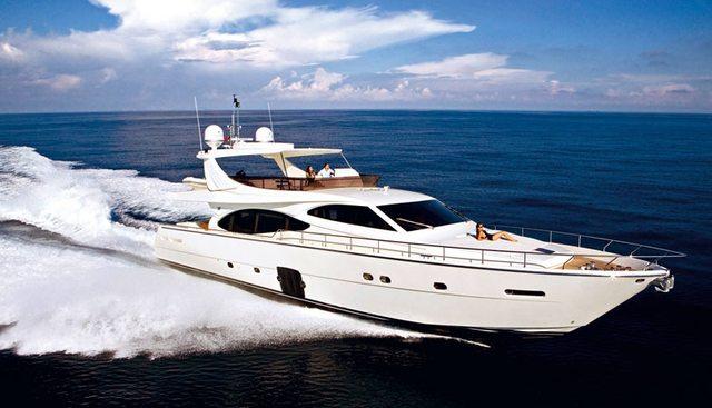 Orlando L Charter Yacht