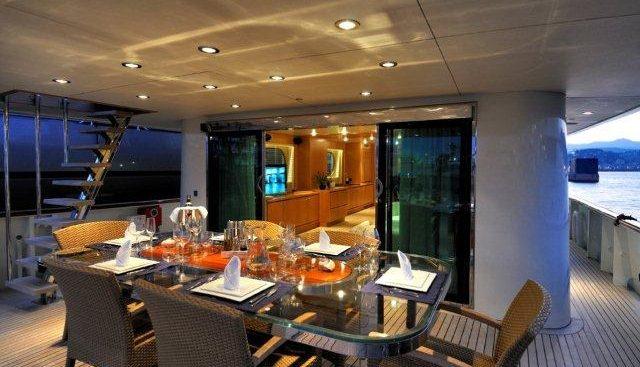 Mastiff Charter Yacht - 3