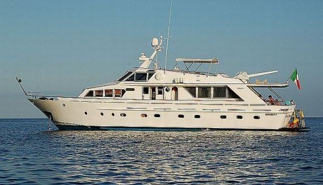Sea Weaver Charter Yacht