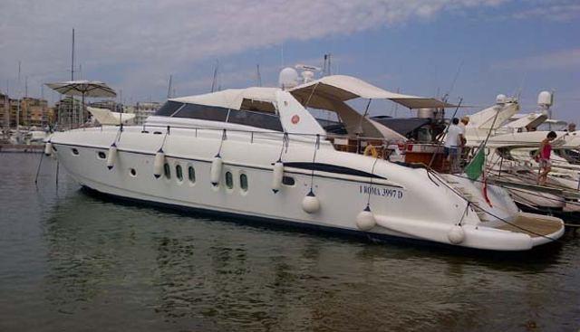 Uboat III Charter Yacht - 2