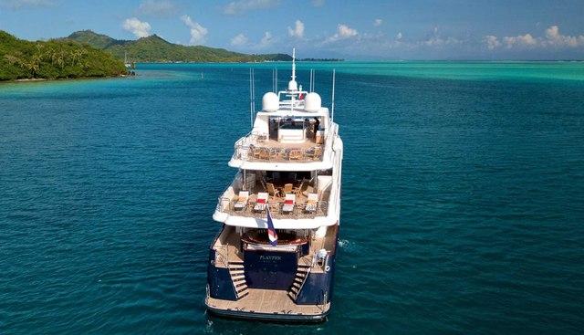 Playpen Charter Yacht - 5