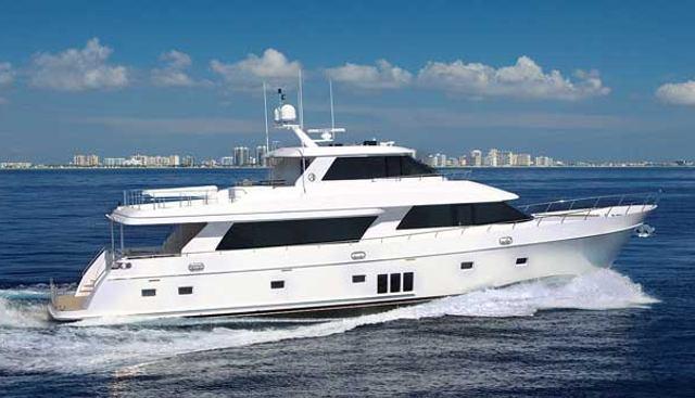 Satisfaction Charter Yacht
