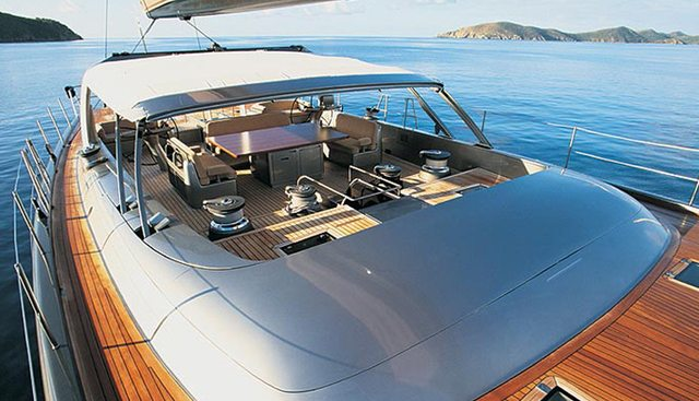 Wally B Charter Yacht - 5