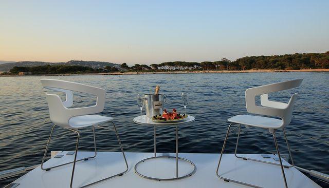 Pangea Charter Yacht - 4