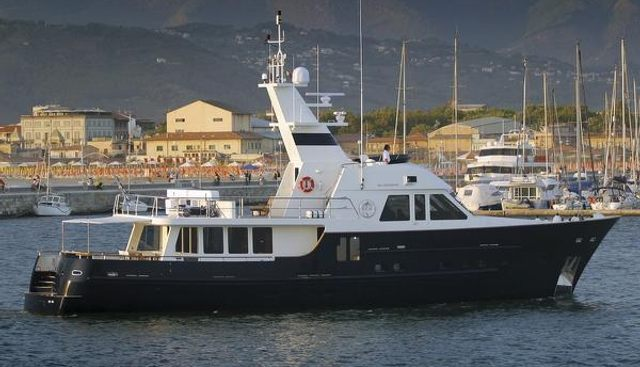 History Charter Yacht