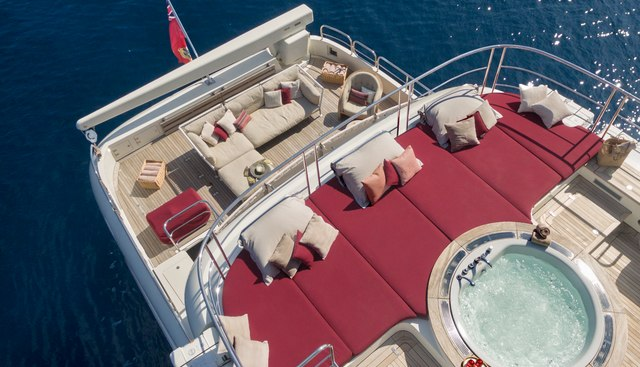 Metsuyan IV Charter Yacht - 2