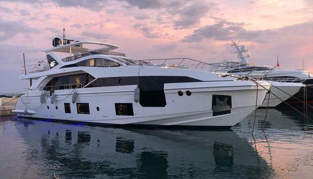 Lady G Charter Yacht