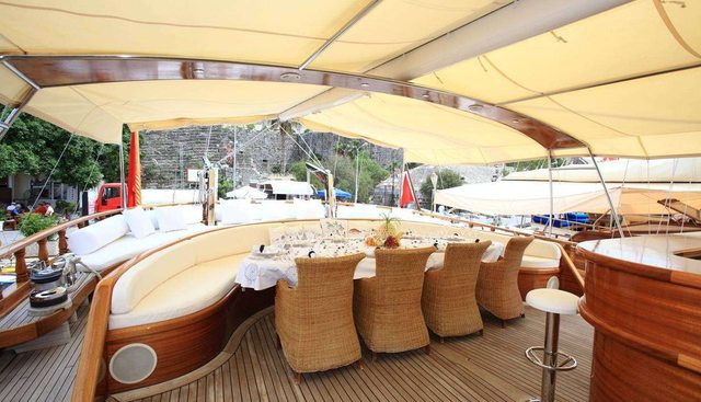Kaya Guneri IV Charter Yacht - 3