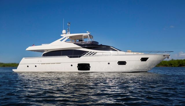 Jacavi Charter Yacht