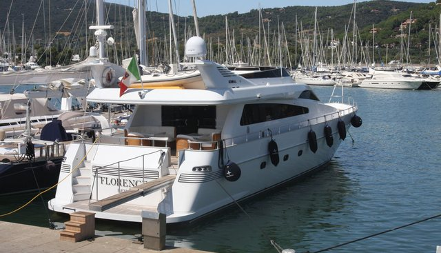 Florence D.F.M Charter Yacht - 3