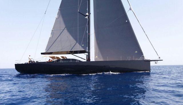 Barong II Charter Yacht