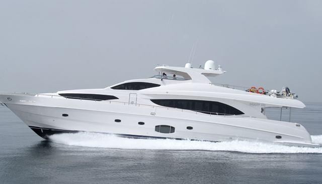 Al Kamda Charter Yacht