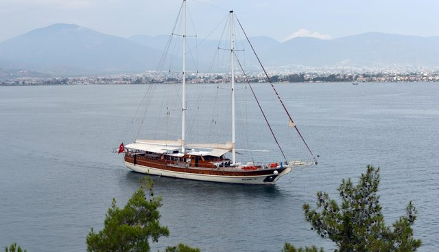 Holiday X Charter Yacht - 2