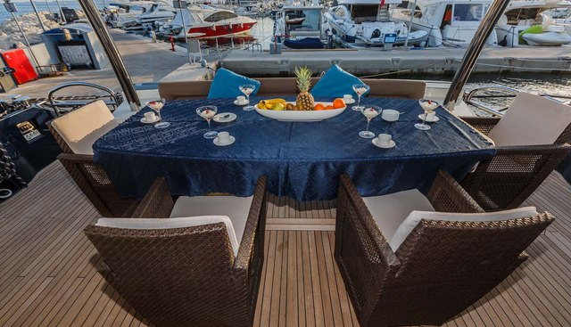 The Best Way Charter Yacht - 4