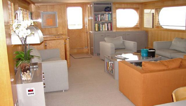 Secret Love Charter Yacht - 7