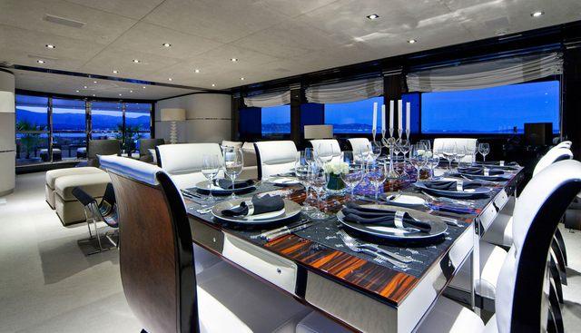 Seven S Charter Yacht - 7