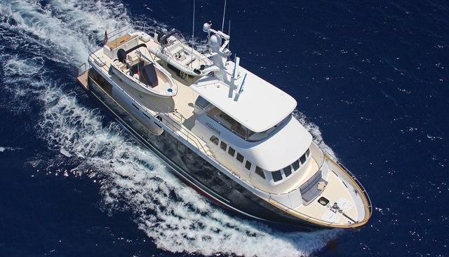 African Queen Charter Yacht - 2