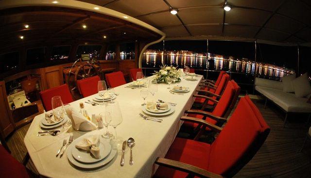 Junior Orcun Charter Yacht - 3