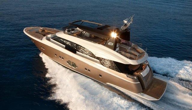 Moana Charter Yacht