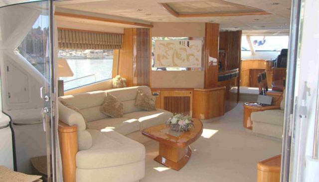Lucky Bear Charter Yacht - 4