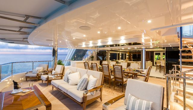 King Baby Charter Yacht - 6