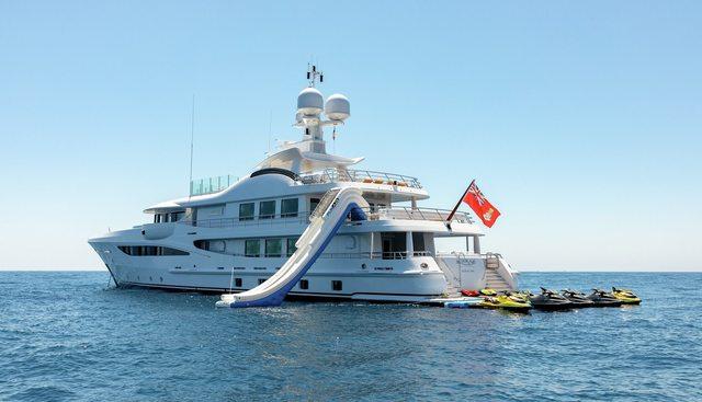 La Mirage Charter Yacht