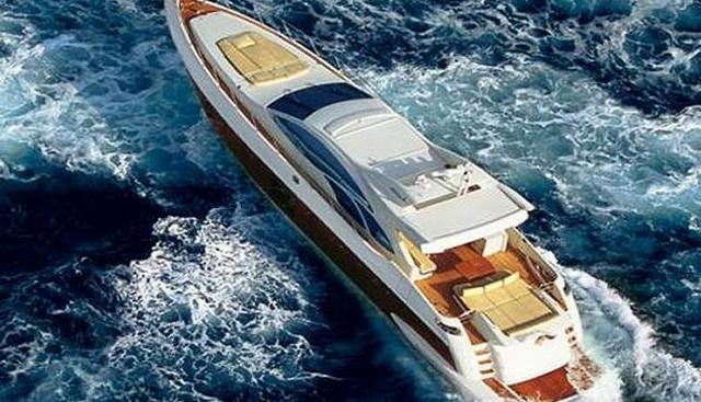 The Flash Charter Yacht - 3