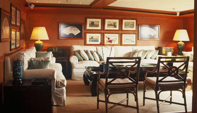 Bleu De Nimes Charter Yacht - 8