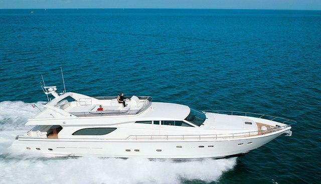 Sea Dog Charter Yacht