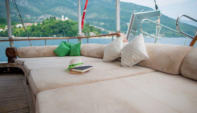 Sadri Usta 1 Charter Yacht - 4